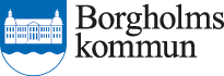Borgholm municipal logotype